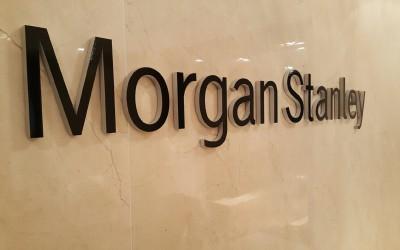 Morgan Stanley - Houston Galleria Recption Sign