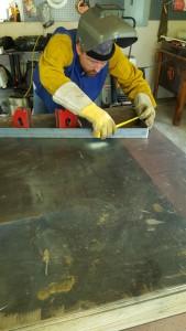 Frame Fabrication 2