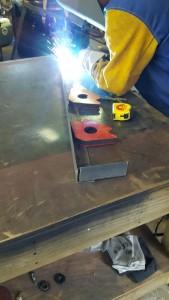 Frame Fabrication 4