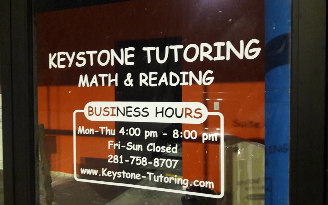Creating a Reverse Channel Letter Building Sign for Keystone Tutoring