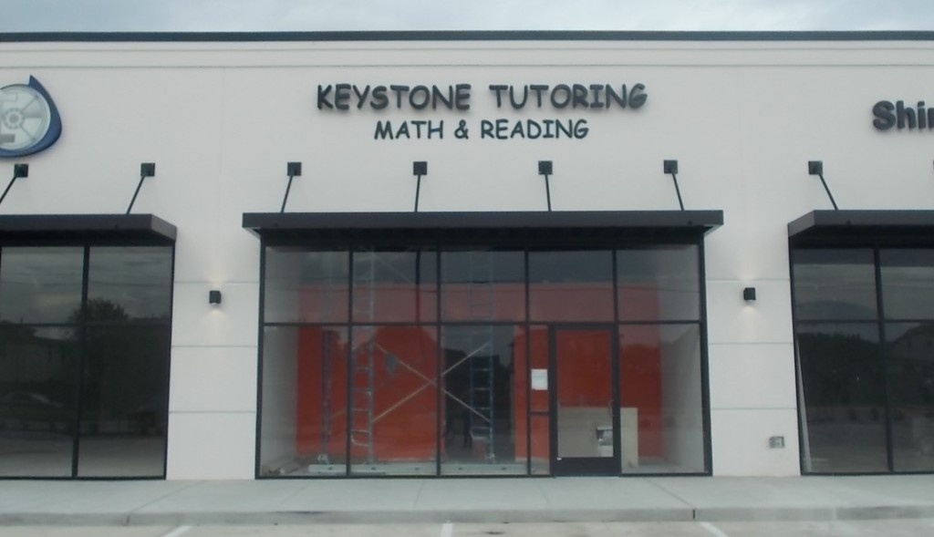 Installed Building Sign