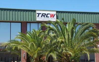 Humble - TRCW Manufacturing Faciltiy Cabinet Sign