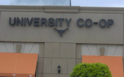 University Co-Op - Business Park Non-Illuminated Building Sign