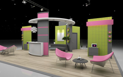 exibition booth
