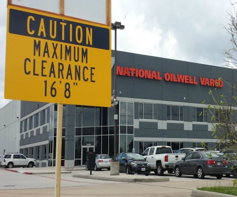 Tailor Made Safety Signage in Houston, TX for National Oilwell Varco