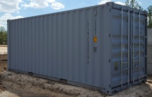 Conex Storage Container