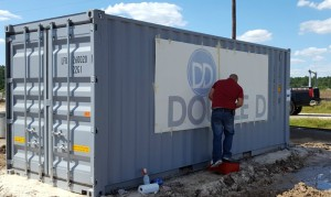 Installation of Container Graphics