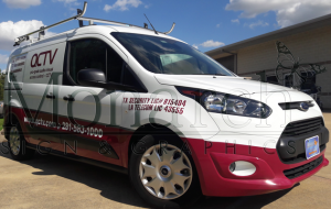 Dynamic-Van-Wrap