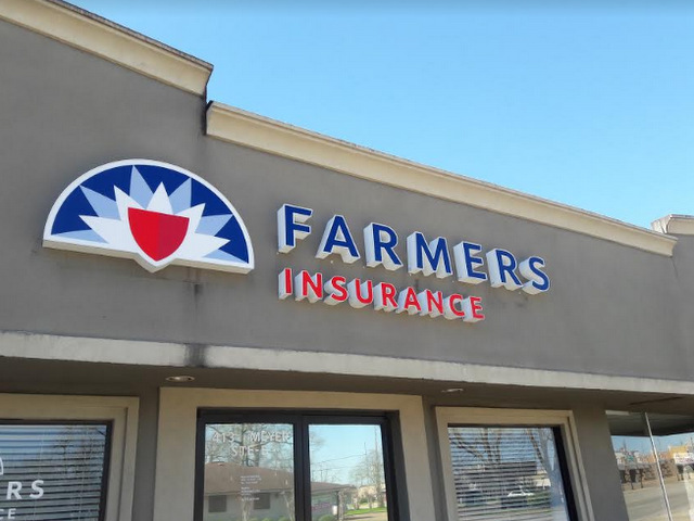 Rebranding Signs for Insurance Agencies in Sealy TX