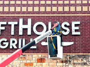 Building Sign Installation Final